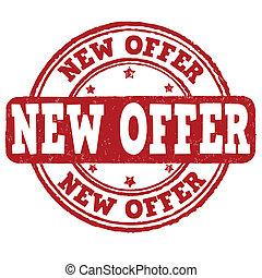 New offer stamp