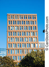 New office building in Hamburg