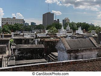 New Orleans Saint Louis Cemetery