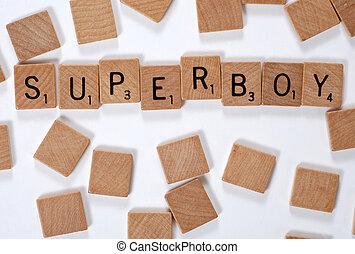 New phrase: Superboy