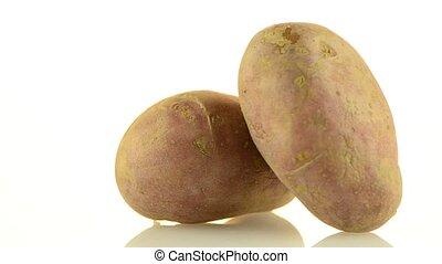New potato tuber