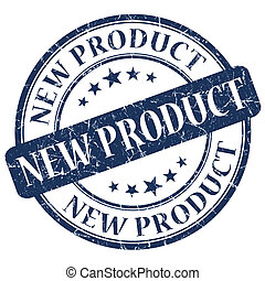 New Product blue stamp