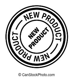 new product rubber stamp