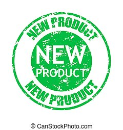 New product rubber stamp texture. Increase sales
