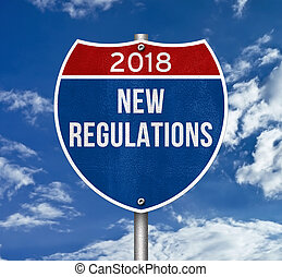 New Regulations 2018
