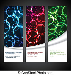 New set of advertising plasma labels - New set of ...