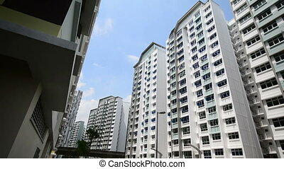 New Singapore government apartments