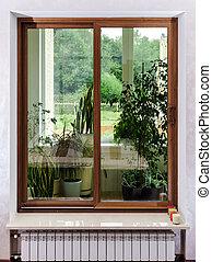 New sliding fiberglass doors for terrace - New sliding ...