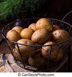 new small potatoes