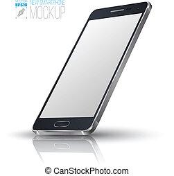 New Smartphone perspective. - New Smartphone perspective...