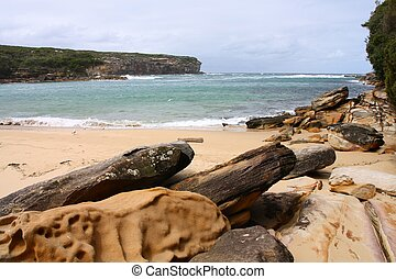 New South Wales beach