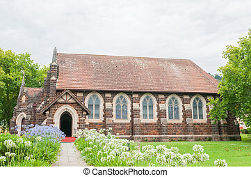 New St. Georges Anglican Church in Knysna