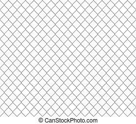 New steel mesh metalic fance black seamless background