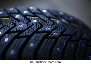 New studded tire