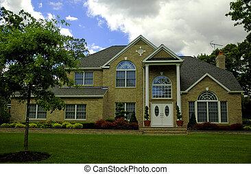 Suburban Home - New Suburban Home