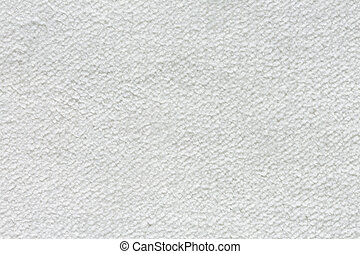New textile background in fresh white colour.