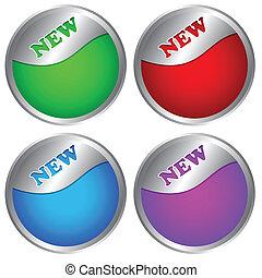 New vector labels