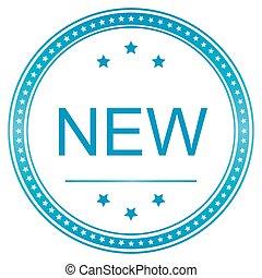 New, web icon. vector design