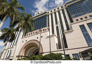 New West Palm Beach Courthouse
