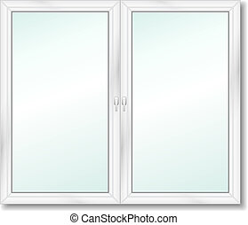 New Windows, vector eps10 illustration