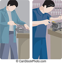 New Worker