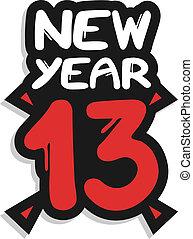 New year 13