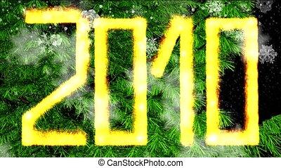 new year 2010