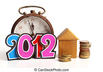 New Year 2012 and the price of houses