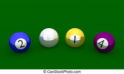 New Year 2014 - Eight Ball Pool Sty