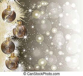 New Year 2015 banner, vector