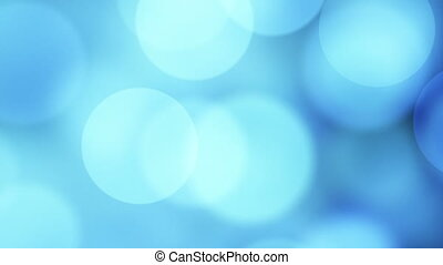 new year 2015 greeting glowing blue particles loop
