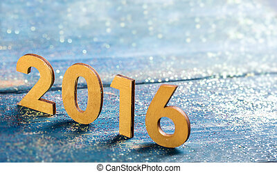 New year 2016 - Happy New Year 2016