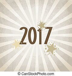 New year 2017 - Check new year 2017 - background