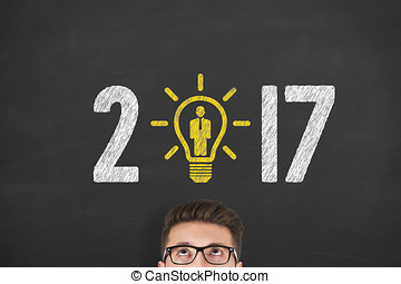 New Year 2017 Recruitment Innovation