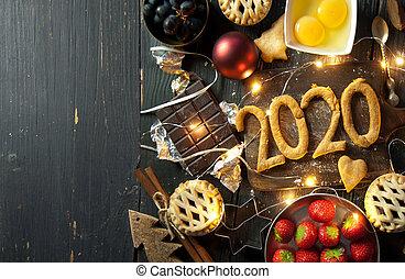 New year baking 2020