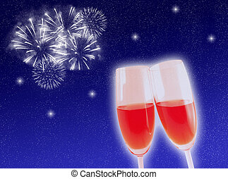 New Year celebration - Happy New Year with this New Year ...