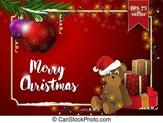 New year Christmas 5 background for decoration design of cards and holiday products gifts