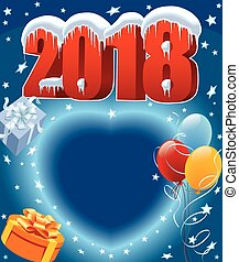 New Year eve invitation