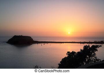 New Year New Day - Sunrise 2015 - New Years Day sunrise...