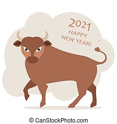 New Year of the Bull