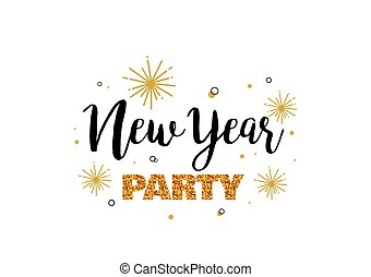 New Year Party Invitation New Years Party Invitation With Back