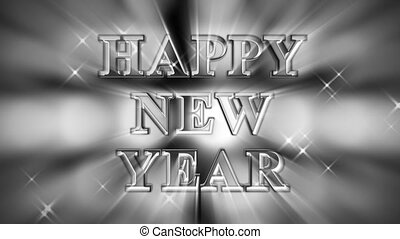 New Year Shine Loop