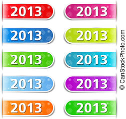 New year tabs