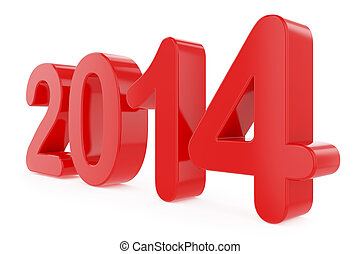 New Year title 2014