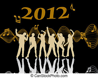 new years eve 2012
