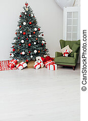 New Year's Interior Home Christmas Tree Decor Gifts