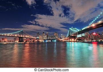 New York City bridges
