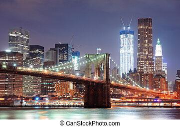 new york city, brooklyn bro