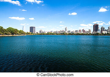 New York City, Central Park