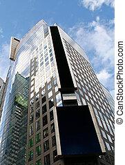 New York City Corporate Building